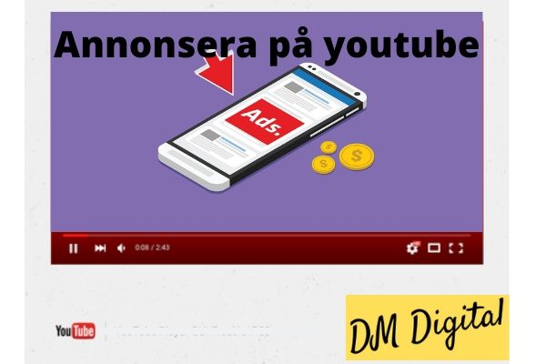 Annonsera på youtube